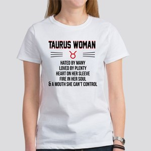 Taurus Woman T-Shirt